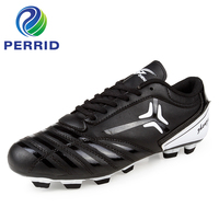 Football Boots Brazil Popular Style Men Youth Football Shoes Good Quality 35 44 Size Black Football Shoes Soccer Cleats
