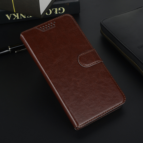 High Quality Stander Leather Case Cover for Xiaomi Black Shark Pocophone F1 Poco F1 Mi Play  Flip Wallet Cases Black Soft Covers Multan
