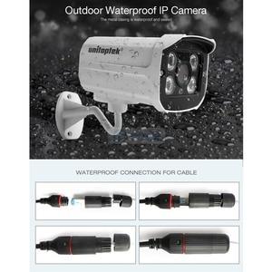 Image 4 - Only 4Pcs 4.0MP 2592*1520 Bullet IP Camera Waterproof Surveillance System Kits 4Pcs HD 4MP CCTV Security Camera Outdoor XMEye