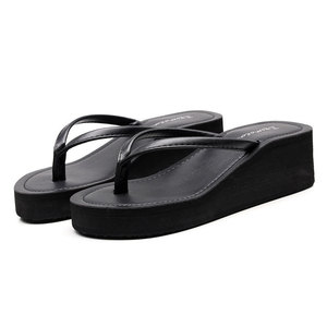 Image 5 - Ipoea tongs de plage pour femmes, chaussures dété à plateforme, à la mode, SH041402, 2020
