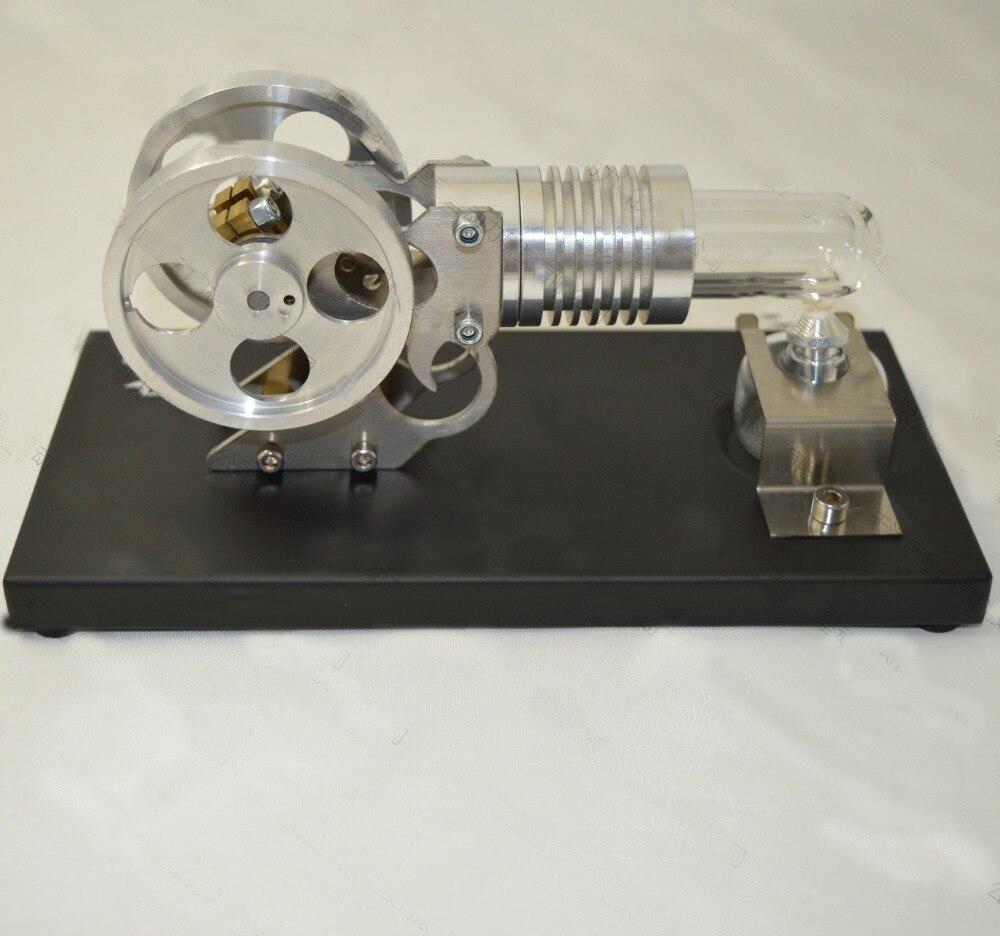 Spalovací pohon Stirling Engine Manson bez - Školní a vzdělávací materiály - Fotografie 3