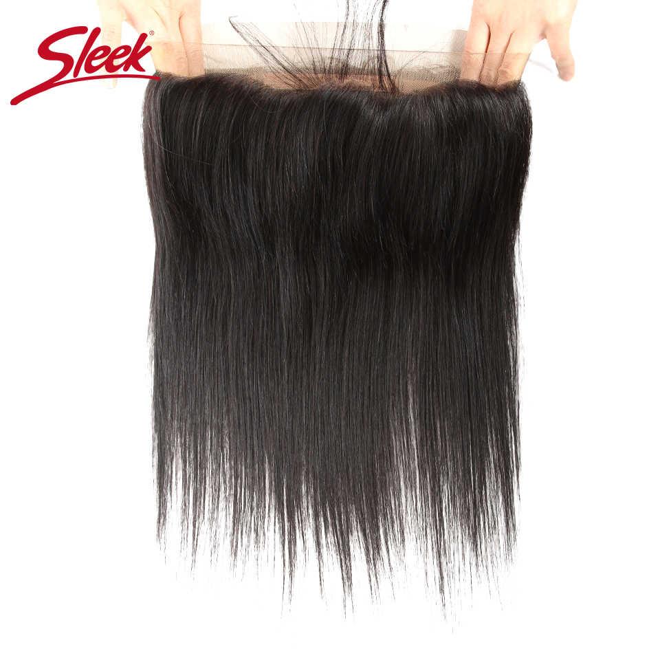 أنيق البرازيلي مستقيم الشعر 360 كامل الرباط أمامي إغلاق 10-22 بوصة شعري الطبيعي شحن مجاني 100% الإنسان الشعر ريمي
