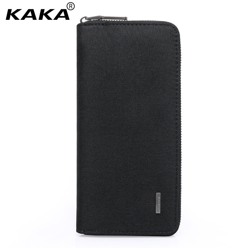 2018 Men Fashion Purse Wallet Brand Design Long Style Leisure Simple Vertical Holders Money Clips Coins Cards Bags Korean Style цены