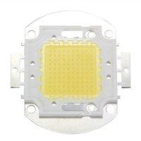 10x) led çip 100 W 7500LM Beyaz Ampul Lamba Spot Yüksek Güç Entegre DIY