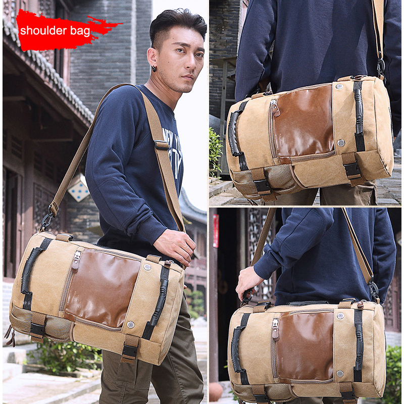 Kaka Brand Stylish Travel Large Capacity Backpack Male Luggage Shoulder Bag Computer Backpacking Men Functional Versatile Bags #4