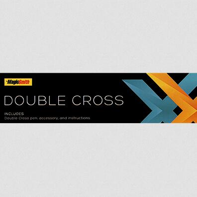 Mark Southworth das Double Cross-Truque de mágica-magic