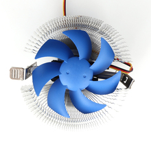 Low Noise CPU Cooler Cooling Fan Heatsink for CPU Cooler 775 1155 1156 AMD Intel Easy to Install and Release
