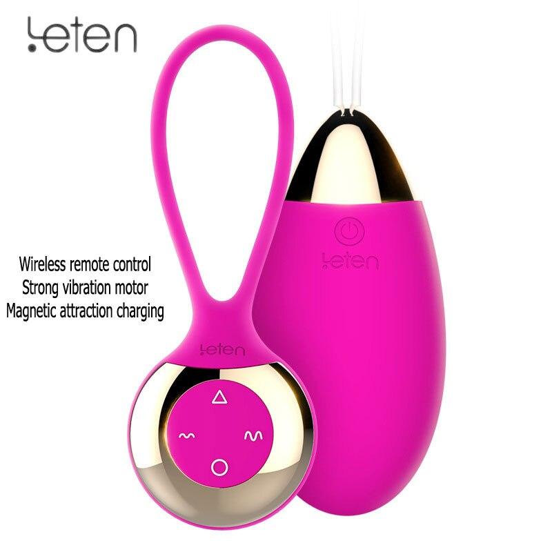Aliexpresscom  Buy Leten Big Size Vibrating Egg Sex Toys -7781