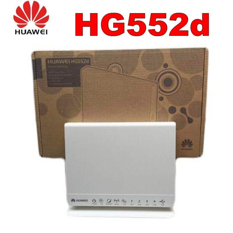 Nouveau dans la boîte débloqué Huawei HG552d ADSL2 + modem/routeur