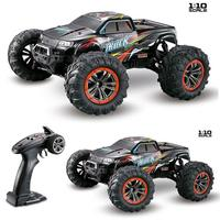 XLH9125 High Quality RC Car 2.4G 1:10 1/10 Scale Racing Cars Car Supersonic Monster Truck Off Road Vehicle Buggy Electronic Toy
