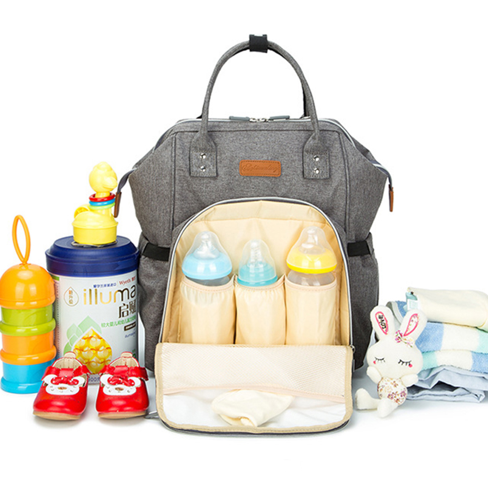 Large Capacity Maternity Diaper Bag Mummy Nappy Bags Stroller Handing Backpack Travel Tote Newborn Nursing Mochila For Baby Care 100% new original service station cleaning unit c7769 60374 c7769 60149 for hp designjet 500 500plus 500mono 510 800