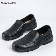 Aleafalling Men's Rain Boots Waterproof Shoes Workplace Soft Sole Garden Kitchen Lady Smart Shoes Boy's Car Washing Shoes 201934(China)