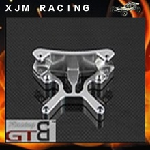 GTBRacing Front shock suspension bracket for 1/5 rc car hpi rovan km baja 5b/5t/5sc parts