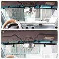Car Side Window Sunshade Curtain Mesh Visor Shield Solar Protection Black