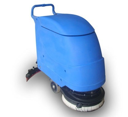 YHFS-580HD Walk Behind Battery Scrubber