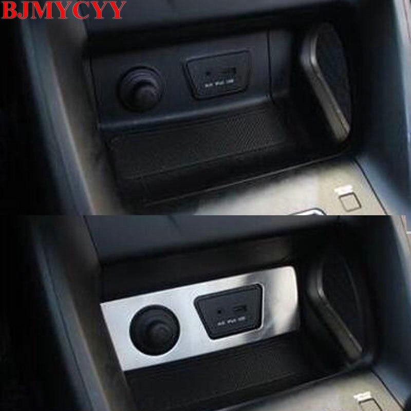BJMYCYY Стайлінг автомобілів прикурювач - Аксесуари для інтер'єру автомобілів - фото 1
