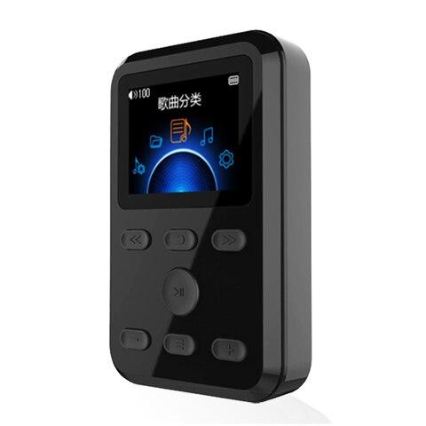 Player de Música Amplificador de Fone de Ouvido Ziku Alta Fidelidade Dsd Profissional Dac Cs4398 Atj2167 Apoio Dsd256 x9 Hd-x10 Pro Mp3