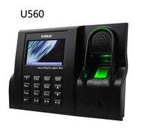 Hot selling U560 fingerprint time attendance with web base