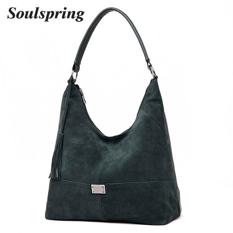 Fashion Winter Suede Women Bags 2018 Lady Handbags Designer Luxury Female Shoulder Bags High Quality Crossbody Bag Sac A Main younne women shoulder bag female crossbody bags for girl bag lady fashion leather designer handbags high quality mini sac femme