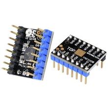 цена на BIQU BIGTREETECH TMC2208 V2.1 DIY UART MKS Stepper Motor StepStick Mute Driver for SKR V1.3 MKS Gen L 3D Printer Control board
