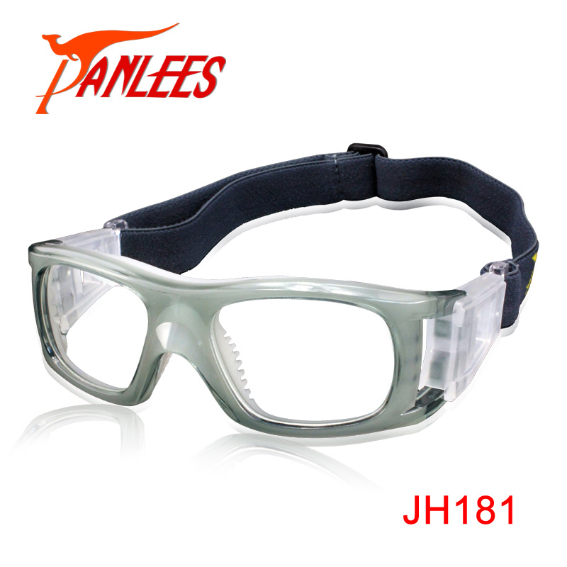 Hot Sales Panlees Quality Prescription Sport Goggles Basketball Glasses Football With Strap