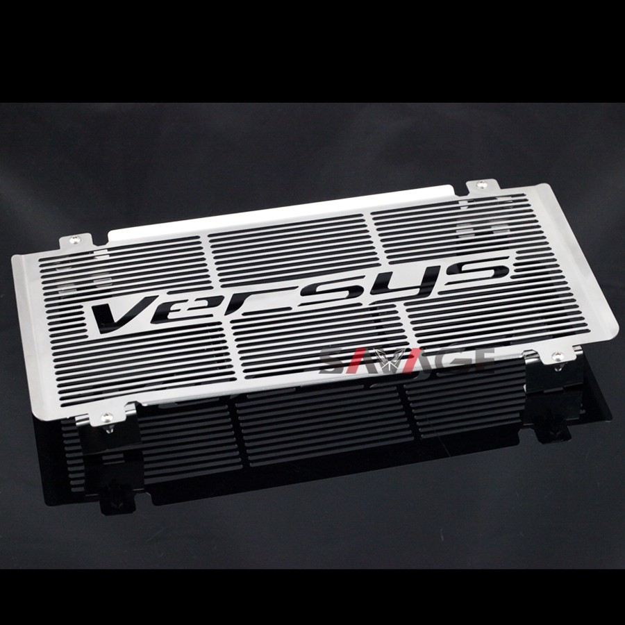 For KAWASAKI KLE650 VERSYS 2010-2015 Radiator Grille Guard Cover lacywear бальзам bl 1 kle