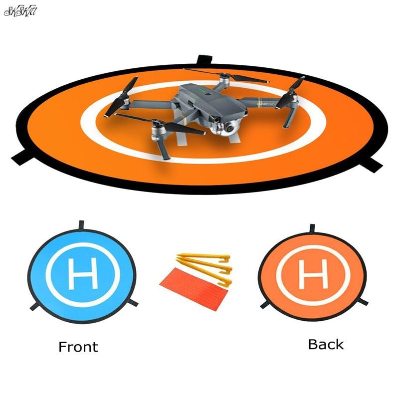 75CM RC Helicopter Landing Pad Parking Apron Helipad For DJI Mavic Pro/ air / Spark / phantom 3 / 4 4PRO Parrot Bebop Drone