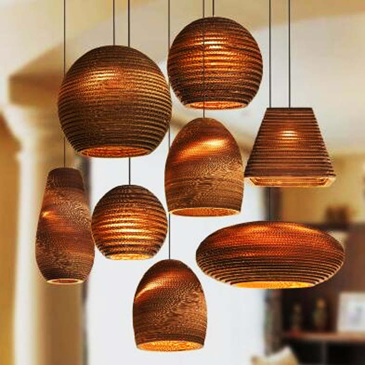 Vintage Rural Paper Honeycomb Lamp Bra Pendant Lights Lampshade Paper Lanterns For Home and Bar creative design lamp Decoration сумка клатч cromia