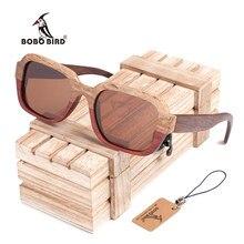 553e7a6ea32b2 BOBO PÁSSARO Handmade Madeira Polarized Óculos De Sol Para As Mulheres Com  Design Criativo Especial Praia