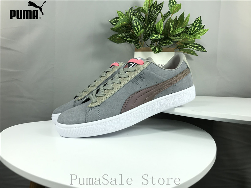 2019 Puma Suede Classic 50 X Staple Pigeon Men And Women Shoes ... ca85b32e6