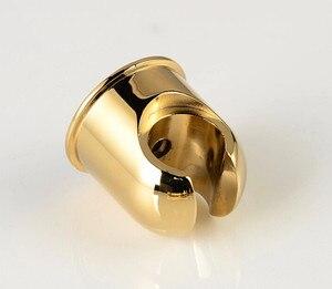 Image 4 - Vaporisateur de Bidet à main de toilettes en or avec tuyau et support, 02 088, livraison gratuite