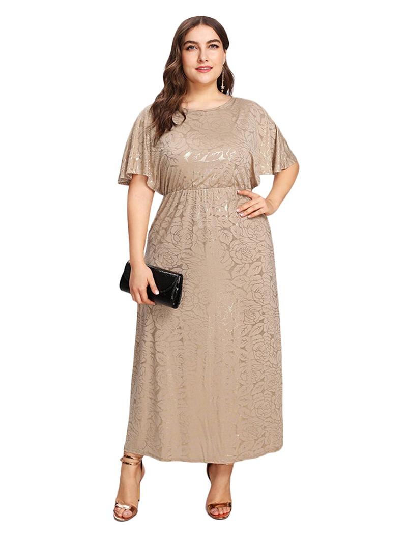 5367f16f7ae Detail Feedback Questions about ESPRLIA Womens Plus Size Sequin ...
