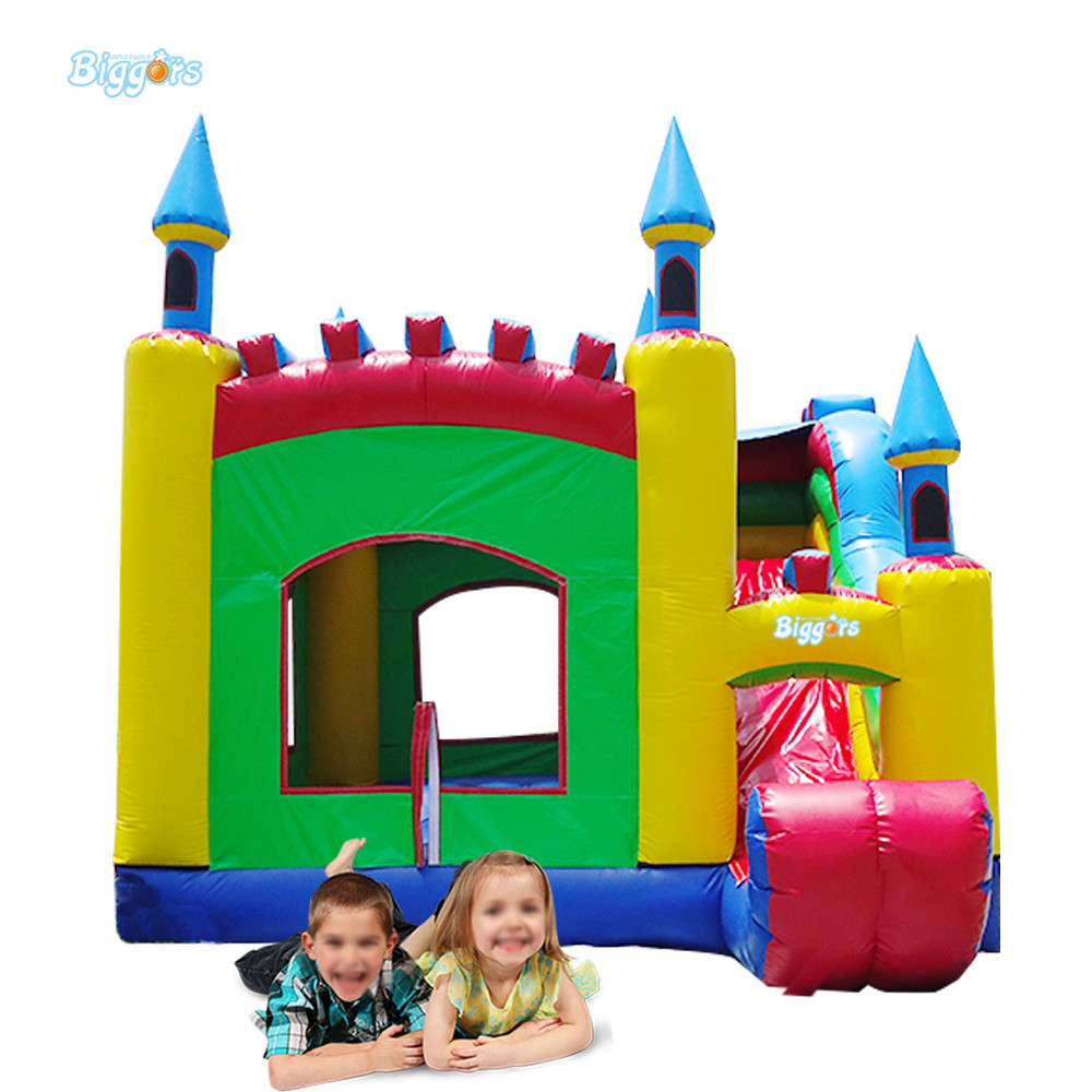 купить Outdoor Commercial Cheap Kids Jumping Castle House Inflatable Bouncer по цене 101928.25 рублей