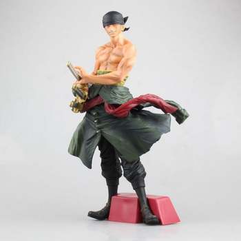 One Piece anime Roronoa Zoro action figure cartoon collection  toy decoration gift model figures with box