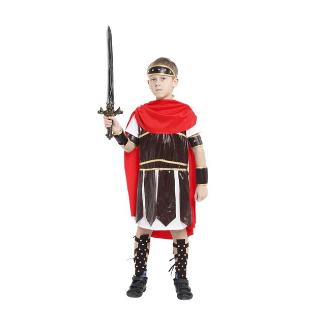 children Ancient rome costumes cosplay costume roman warrior kids roman soldier costumes for boys halloween cosplay  sc 1 st  AliExpress.com & children Ancient rome costumes cosplay costume roman warrior kids ...