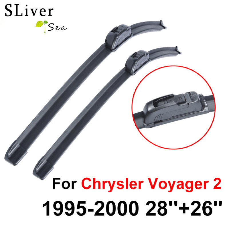 Aliexpress.com : Buy SLIVERYSEA Wiper Blade For Chrysler