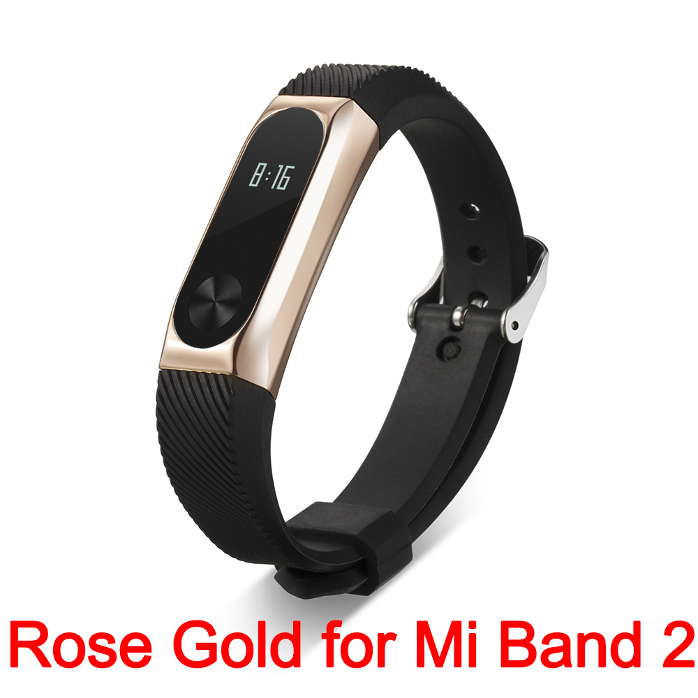 Xiaomi Mi Band 2 Fit Replacement Smart MI Band 2 Touchpad Screen Heart Rate Monitor Pedometer Wristband IP67 FitnessTracker 3