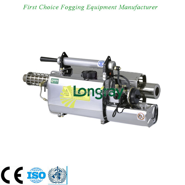 US $749 0 |Fogging machine Thermal fogger ULV Cold fogger for disinfection  and mosquito control-in Watering & Irrigation from Home & Garden on