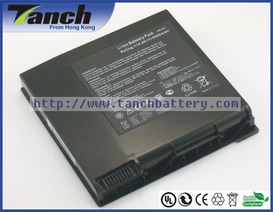 bilder für Laptop akku für ASUS G74SX A42-G74 g74jh LC42SD128 ICR18650-26F-A1-XN1 G74-TZ078V 07G016HM1875 14,4 V 8 zelle