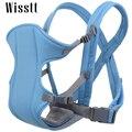 Wisstt Conforto Slings Portadores de Bebê E Infantil, boa bebê recém-nascido da criança cradle pouch sling anel transportadora trecho sinuoso