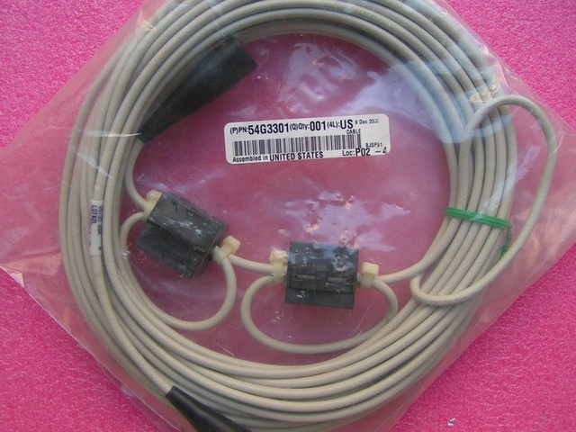 Original for 54G3301 9076 THIN COAX CABLE (50FT) 15m-in Industrial ...