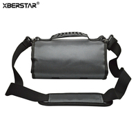 XBERSTAR Shoulder Bag For Gopro Hero XiaoMi Yi Action Cameras And Accessories Roll Up Storage Carry