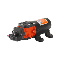 Seaflo bomba de água 24 volts dc 1.2 gpm 4.3 lpm 35 psi bombas de diafragma para marinha rv iate barco caravana