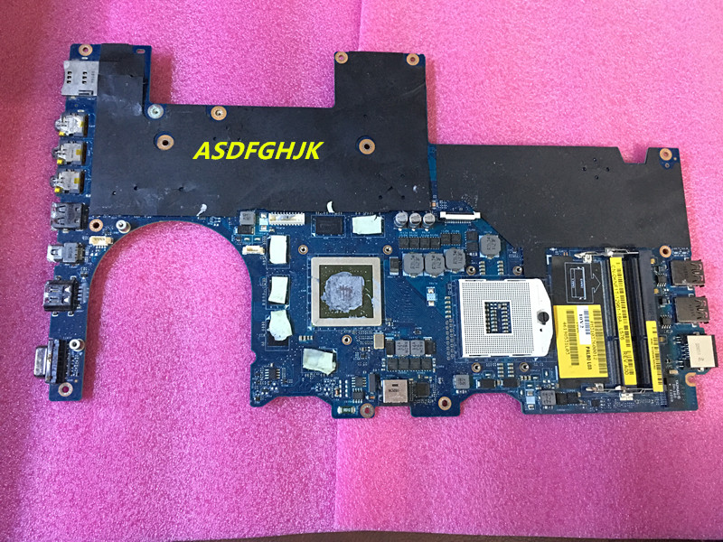 FOR Dell FOR Alienware M14X R1 Motherboard LA 6801P CN 0KNF1T KNF1T 100 TESED OK