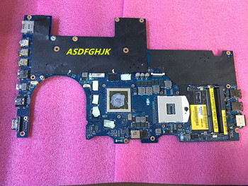 FOR Dell FOR Alienware M14X R1 Motherboard LA-6801P CN-0KNF1T KNF1T 100% TESED OK