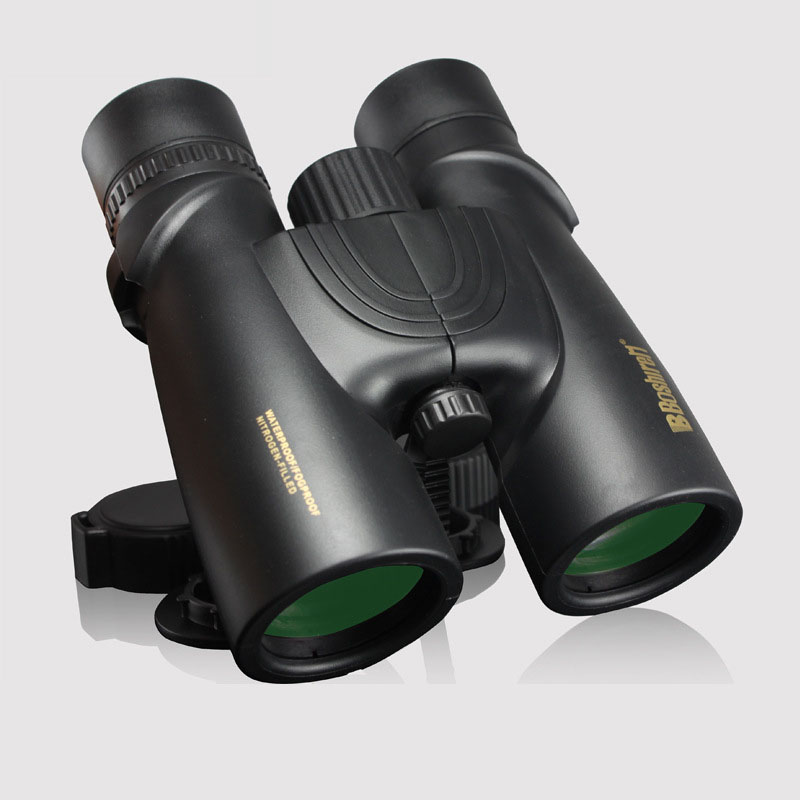 Original Binoculars 10x42 High Power HD Optical lenses MC Green film Military Telescope for Hunting Outdoor Spotting Scope 2017 new arrival all optical hd waterproof fmc film monocular telescope 10x42 binoculars for outdoor travel hunting page 2