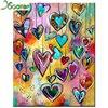 YOGOTOP Diy Diamond Painting Cross Stitch Diamond Mosaic 5D Sets Full Diamond Embroidery Handmade Needlework Love