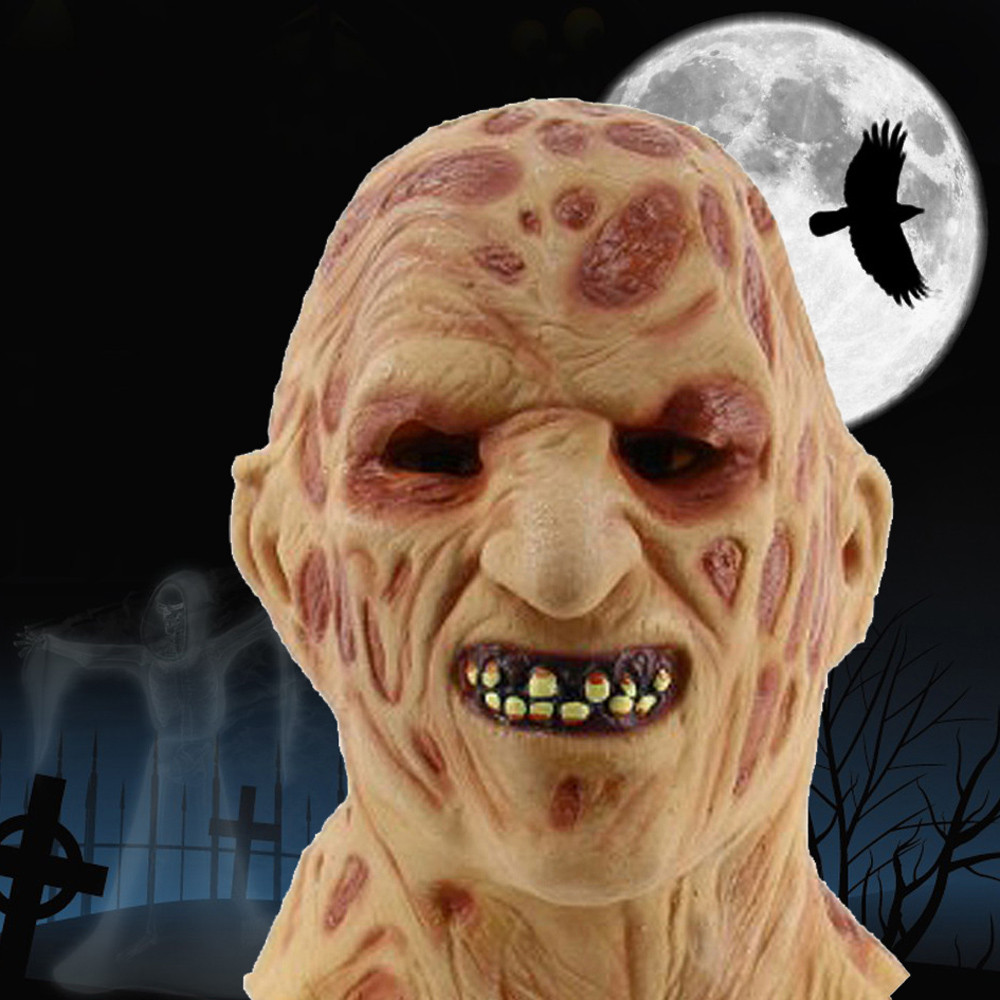 Popular Rubber Halloween Masks-Buy Cheap Rubber Halloween Masks ...