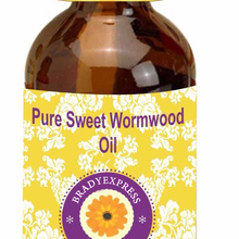 FRee Shipping Pure Sweet Wormwood Essential Oil Artemisia an