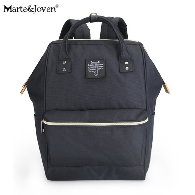 451c33619970 New Brand Design Casual Solid Japanese Style Best Backpack Fashion Unisex  Waterproof Large Capacity Travel Backpack School Bags